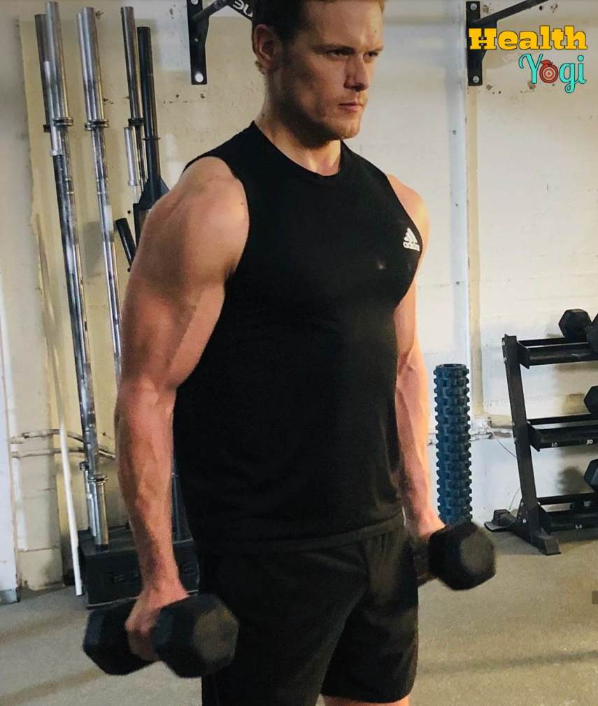 Sam Heughan Workout Routine