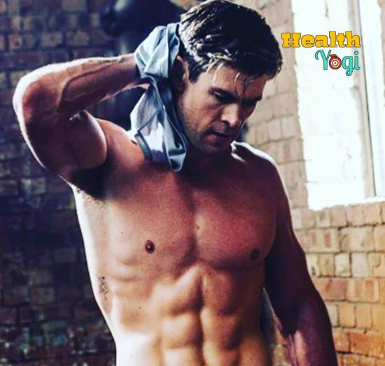 Chris Hemsworth Abs WOrkout