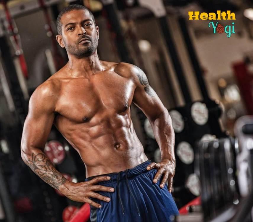 Noel Clarke Workout Routine and Diet Plan