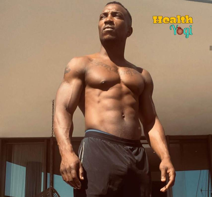 Ashley Walters abs