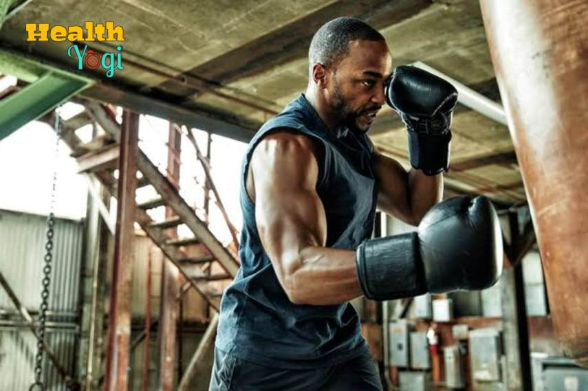 Anthony Mackie Workout Routine