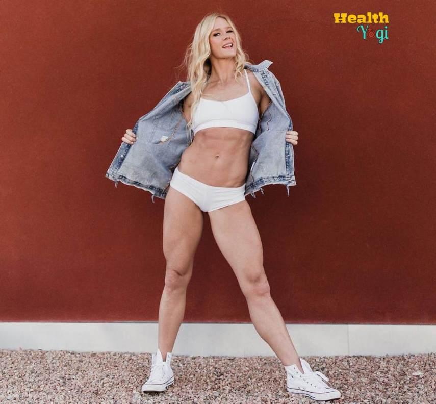 Holly Holm Diet Plan