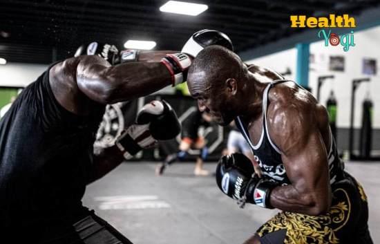 Kamaru Usman Workout Routine