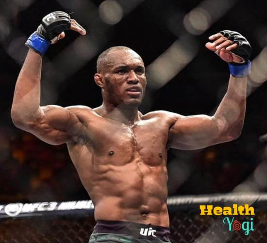 Kamaru Usman Workout Routine and Diet Plan