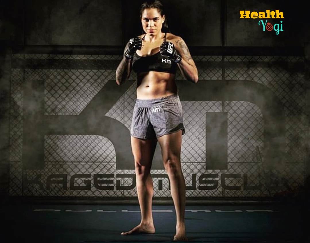 Amanda Nunes Workout Routine and Diet Plan