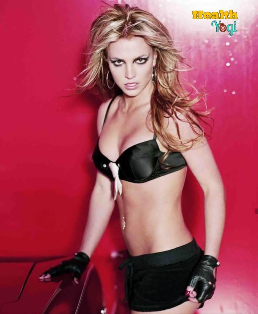 Britney Spears Workout Routine and Diet Plan