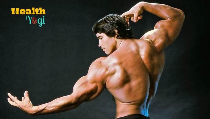 Arnold Schwarzenegger Fitness