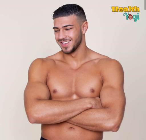 Tommy Fury Workout Routine and Diet Plan