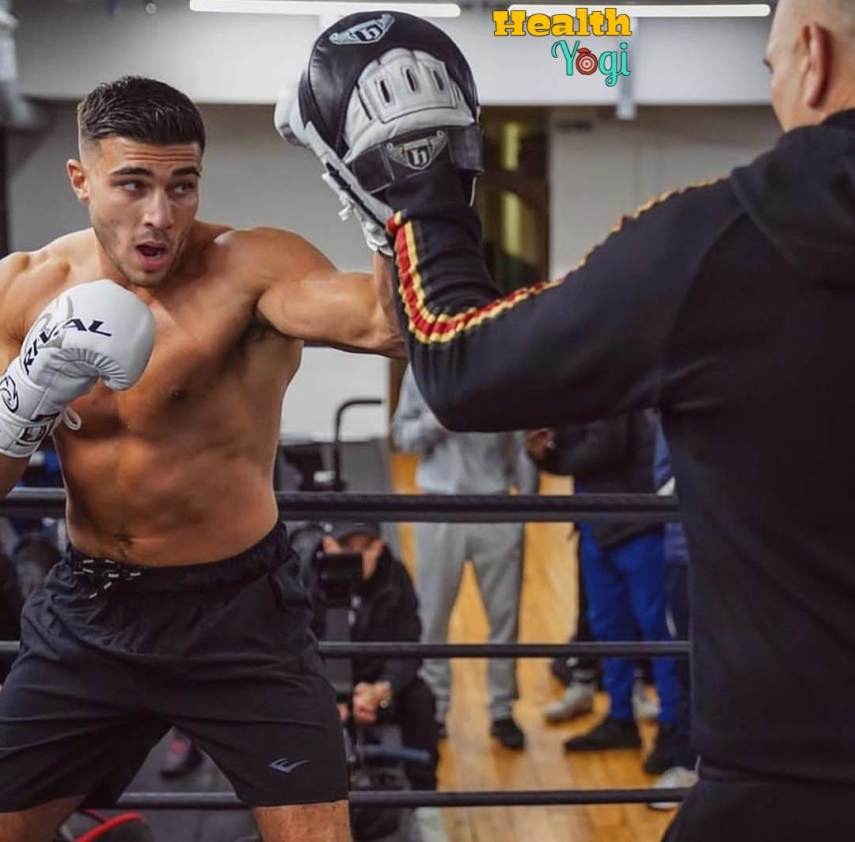 Tommy Fury Workout