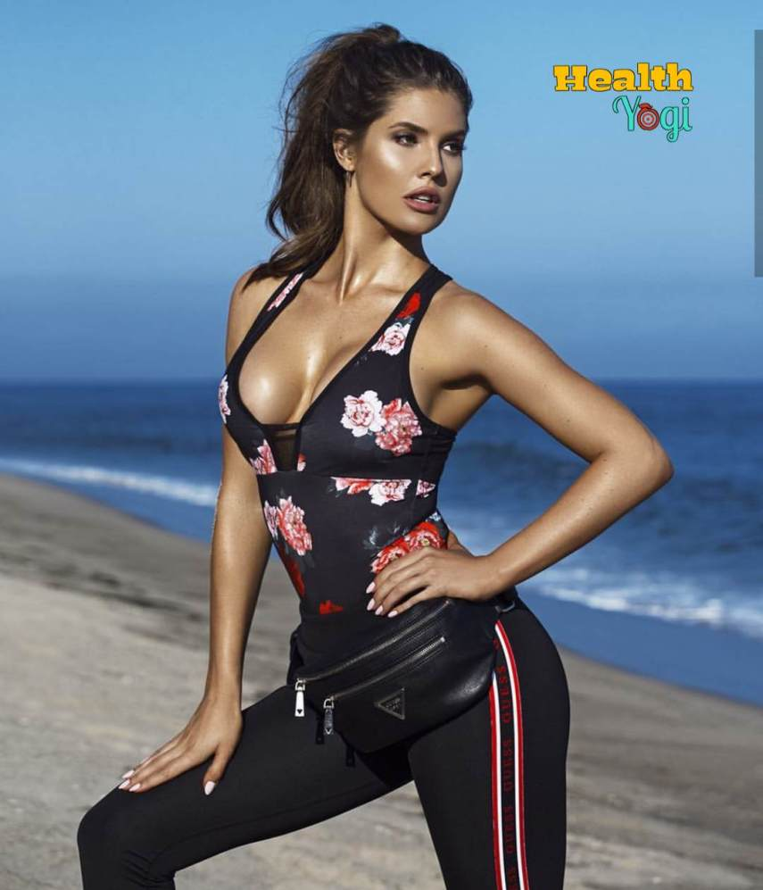 Amanda Cerny Workout Routine