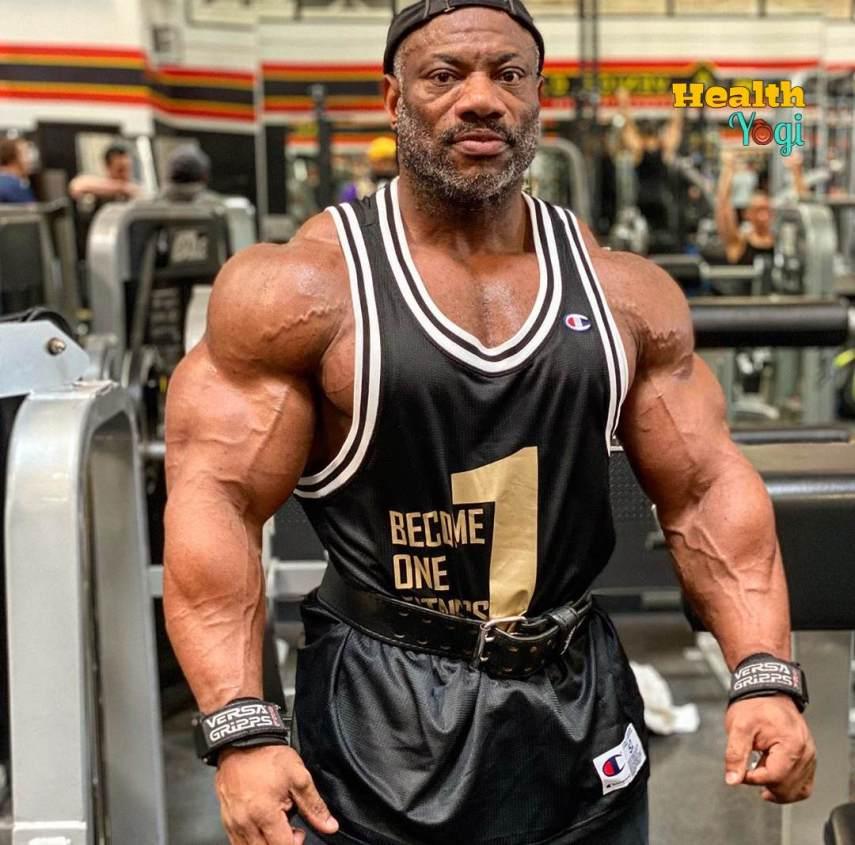 Dexter Jackson Exercise