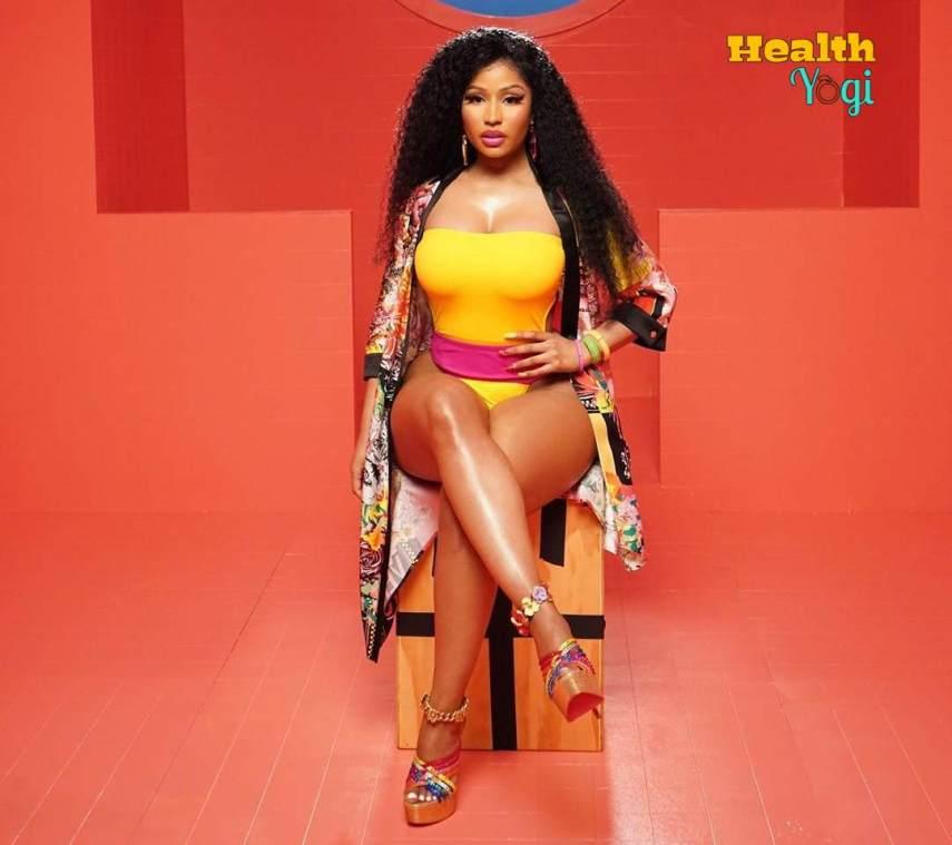 Nicki Minaj Workout Routine