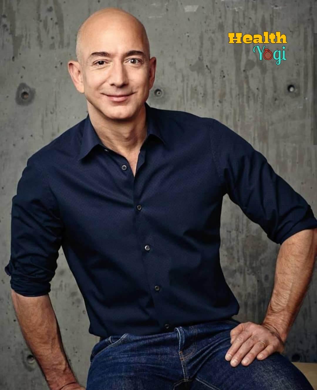 Jeff Bezos Daily Routine and Workout Plan