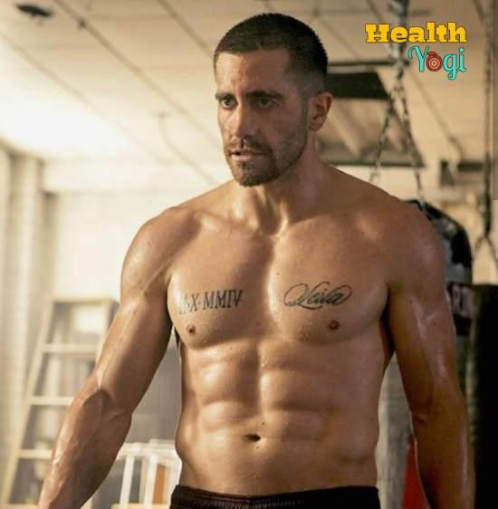 Jake Gyllenhaal Workout Routine
