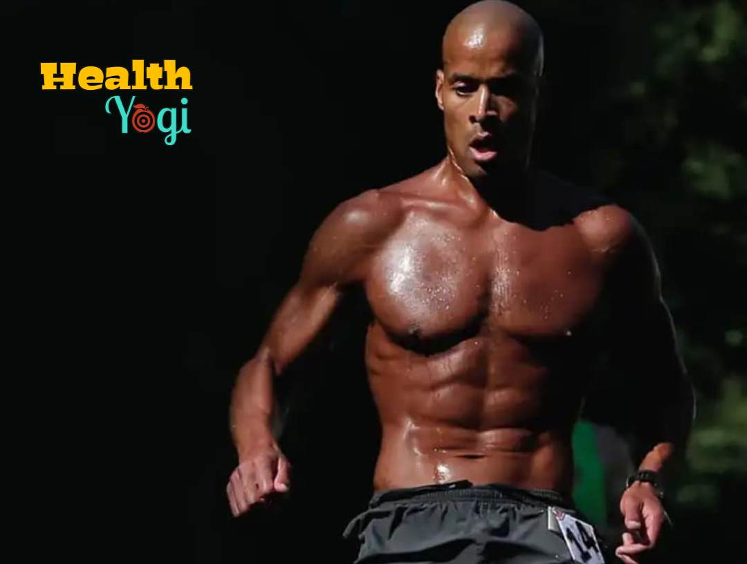 David Goggins Workout Routine and Diet Plan