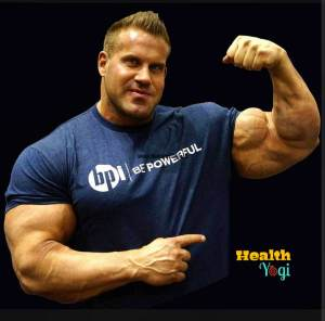 Jay Cutler Workout Routine and Diet Plan