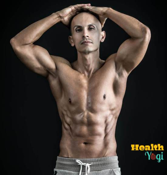Frank Medrano bodybuilding