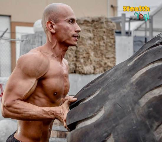 Frank Medrano Workout