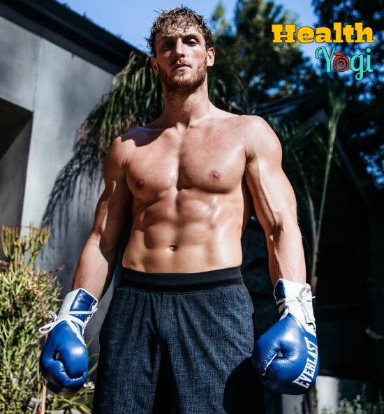 Logan Paul Workout Routine and Diet Plan