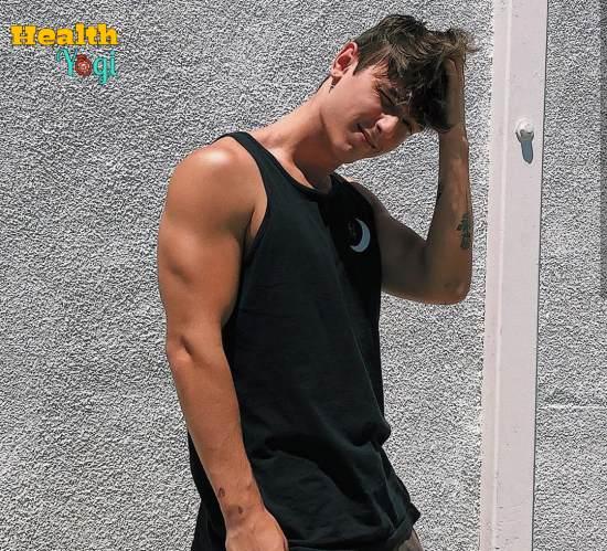 Bryce Hall Biceps