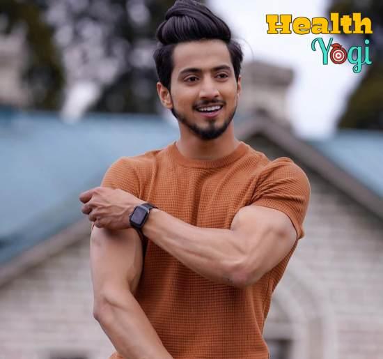 Faisal Shaikh Workout Routine and Diet Plan