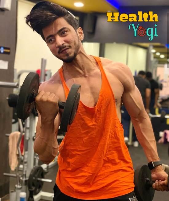 Faisal Shaikh Workout Routine