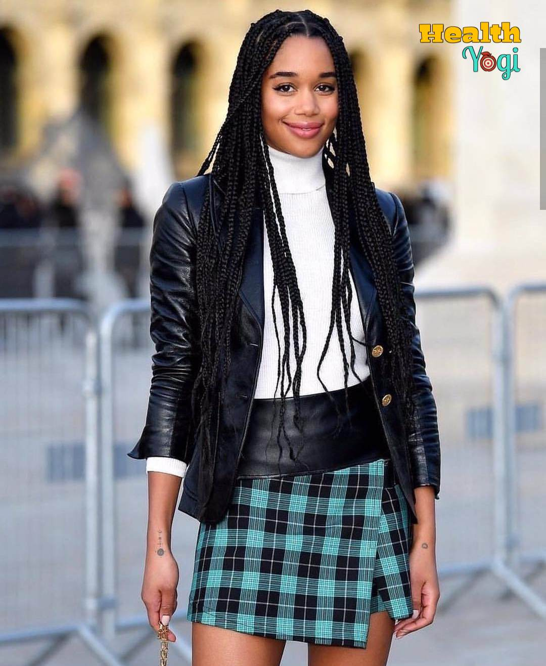 Laura Harrier Workout Routine and Diet Plan