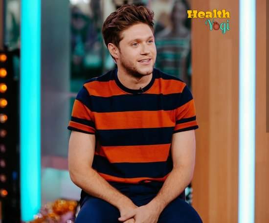 Niall Horan Diet Plan