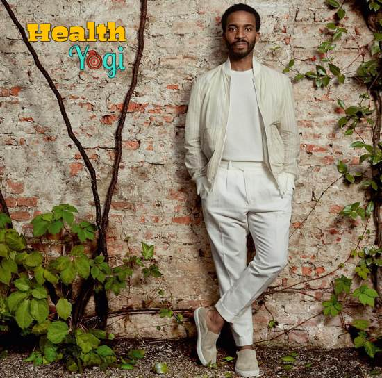 André Holland Workout