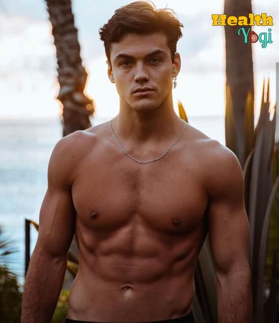 Grayson Dolan Workout Routine and Diet Plan