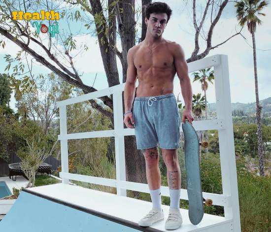 Ethan Dolan Workout Routine and Diet Plan