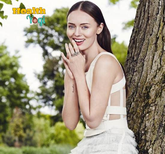 Laura Haddock Diet Plan