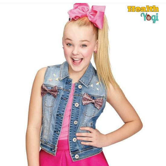 Jojo Siwa Workout Routine and Diet Plan