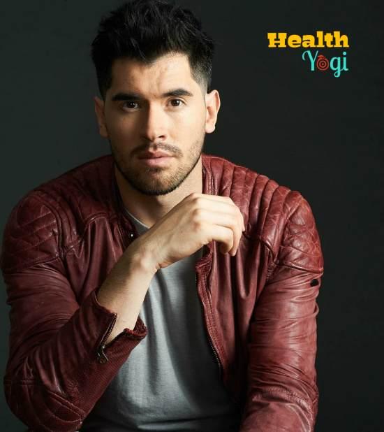 Germán Garmendia Diet