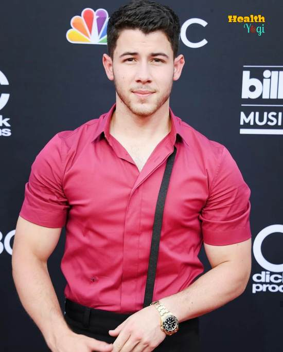 Nick Jonas Workout Routine and Diet Plan