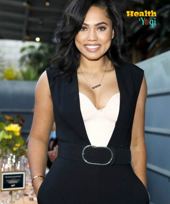 Ayesha Curry Workout Routine and Diet Plan