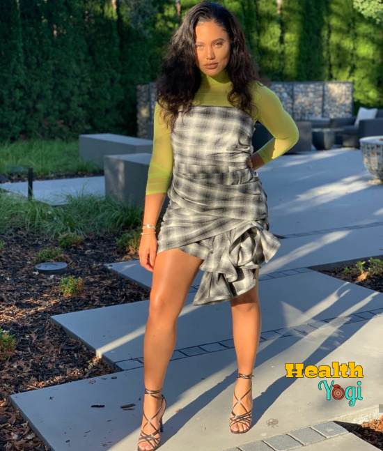 Ayesha Curry Fitness