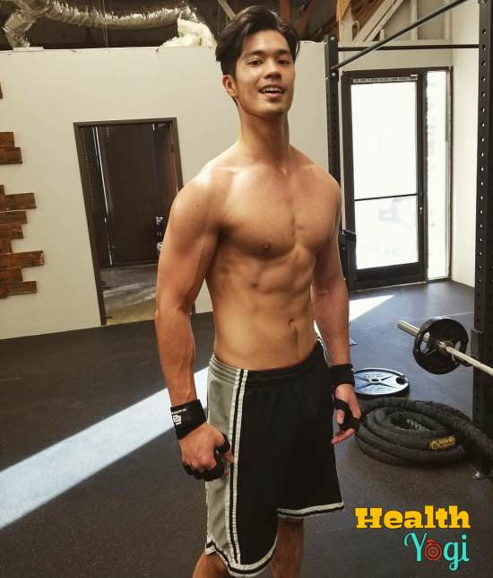 Ross Butler Workout Routine and Diet Plan