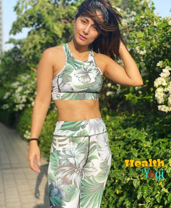 Hina Khan Fitness