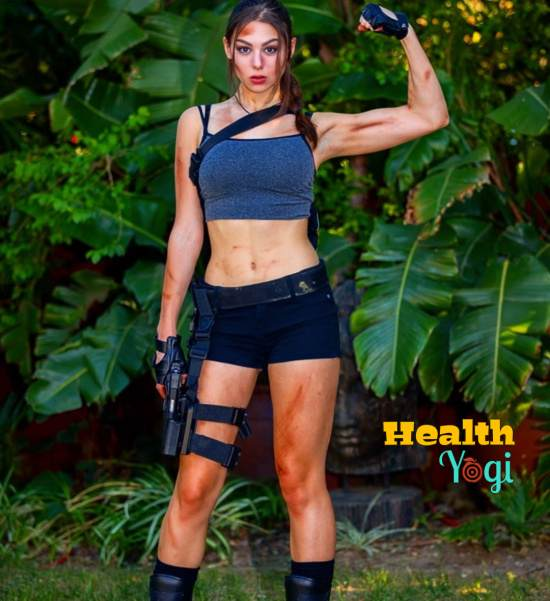 Kira Kosarin Workout Routine and Diet Plan
