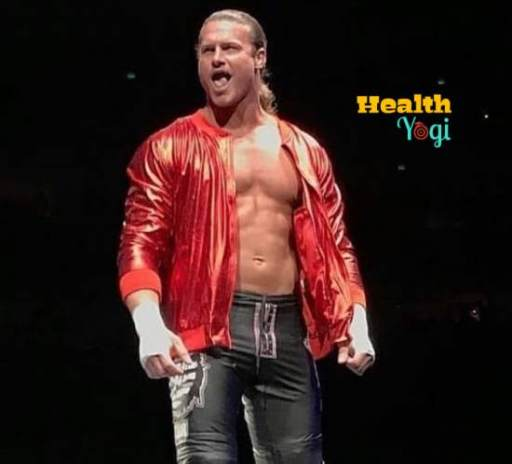 Dolph Ziggler Workout Routine and Diet Plan