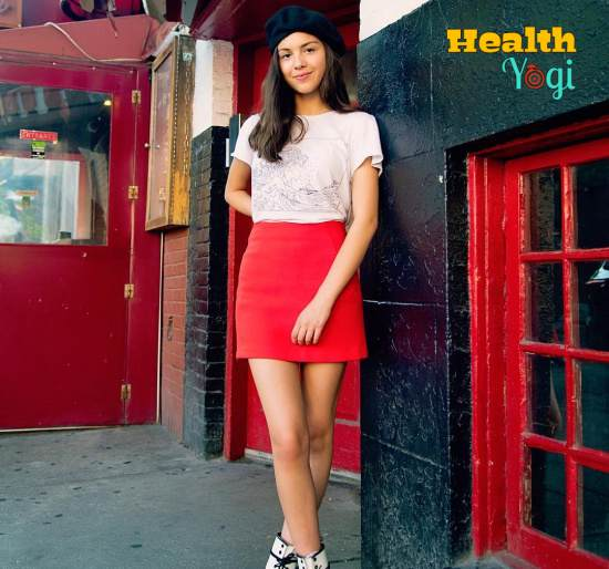 Olivia Rodrigo Workout Routine and Diet Plan [2020]