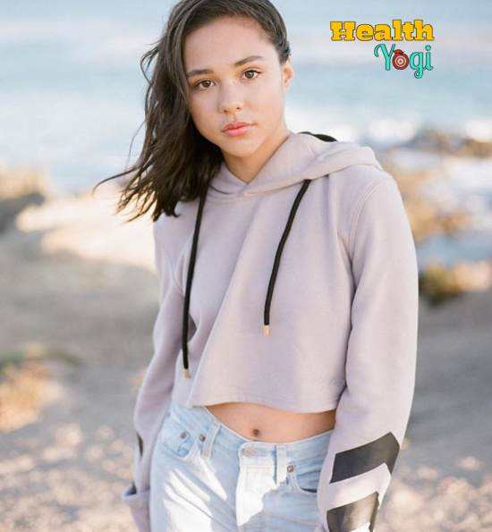 Breanna Yde Workout Routine and Diet Plan