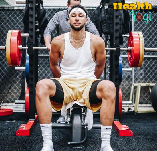 Ben Simmons Exercise