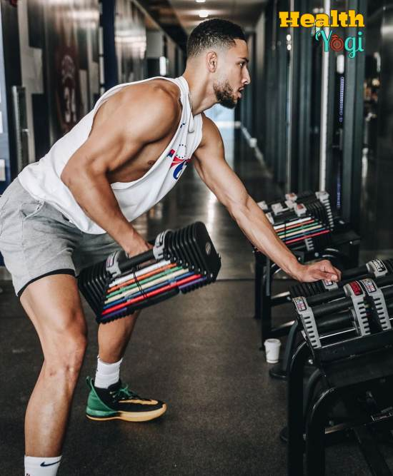 Ben Simmons Workout Routine