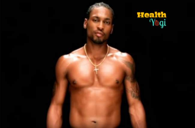 D'Angelo Workout Routine and Diet Plan [2020]
