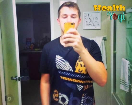 Christopher Comstock Marshmello Workout Routine