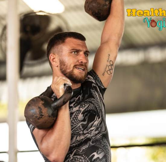 Vasyl Lomachenko Workout Routine