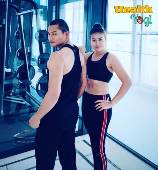 Tony Jaa Fitness Training
