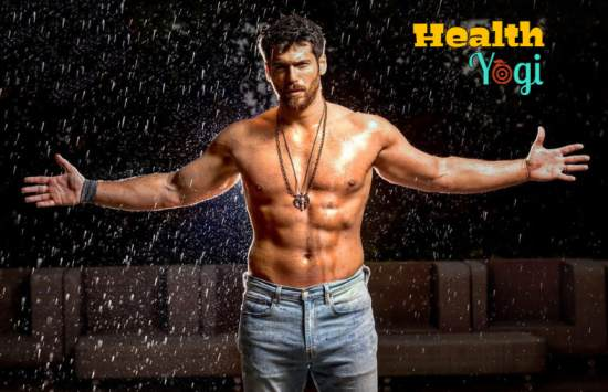 Can Yaman Workout Routine and Diet Plan